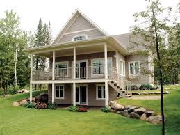 vacation house plan 027h 0073
