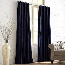 pier 1 imports sheridan velvet curtain 210 liked on polyvore featuring home