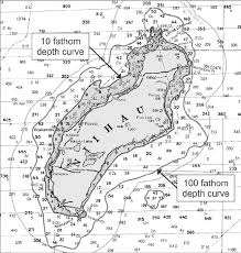 Large Scale Nautical Charts A Portion Of Noaas 1 247 282 Scale Nautical Chart Number