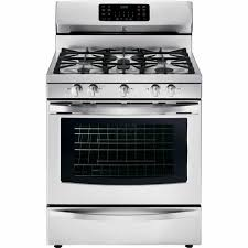 Gas Range With Gas Oven Kenmore 74343 56 Cu Ft Gas Range W Convection Oven Stainless