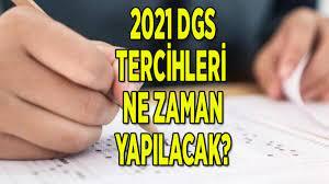DGS tercih kılavuzu yayımlandı mı? 2021 DGS tercihleri hangi tarihler  arasında alınacak? - Son Dakika Haberleri Milliyet