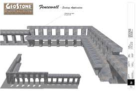 Seating Wall Blocks Technical Geostone Modular Retaining Walls
