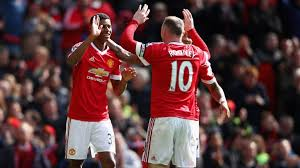 Wayne rooney of manchester united during the premier league. Wayne Rooney Says Manchester United S Future Is Bright Football News Sky Sports