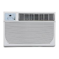 Through The Wall Heating And Cooling Units 12000 Btu H 115v Electronic Through The Wall Air Conditioner
