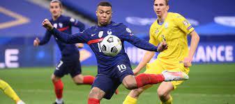 ฝรั่งเศส v ยูเครน ผลบอลสด ผลบอล ฟุตบอลโลก 2022 รอบคัดเลือก โซนยุโรป
