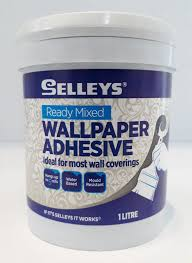 Selleys Ready Mix Wallpaper Adhesive ...