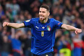 Jorginho after Italy reach EURO 2020 final