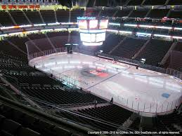 Prudential Center View From Mezzanine 132 Vivid Seats