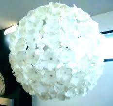 flower chandelier ikea chandeliers white ike