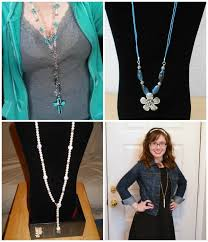 necklace length guide lariat