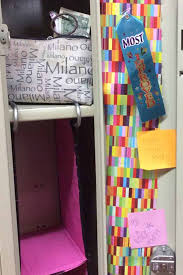 claire mulcahy s locker gets funky taking on some of these tips
