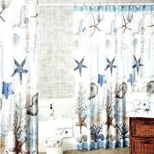 marvelous lighthouse shower curtain hooks a bathroom lovely art nautical curtains for extra long ideas anchor