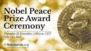 The will of the swedish chemist, engineer and industrialist. 2015 Nobel Peace Prize Ceremony Youtube