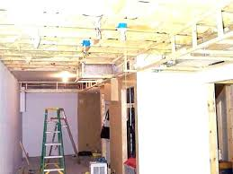 unfinished basement lighting.  Unfinished Unfinished Basement Lighting Solutions Natural Ceiling Ideas You Can Look  Modern Suspended Tiles For Unf Inside Unfinished Basement Lighting N