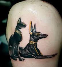 Black Cat Tattoo Flash Cat Tattoo