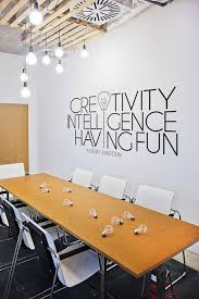 office meeting ideas. Interior:Elegant Office Meeting Room With Wall Decor Also Padded Back Swivel Chairs Around Solid Ideas