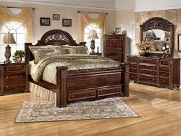 Elegant Ashley Furniture Bedroom Sets Gabriela Queen Storage Bedroom ...