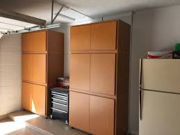 Garage Cabinets In Phoenix Gilbert Garage Cabinets Remodels By Barefoot Surfaces