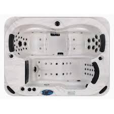 small size 3 person usa acrylic outdoor whirlpool bathtub jnj spa