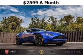 New Used Aston Martins For Sale In Northbrook Il Auto Com