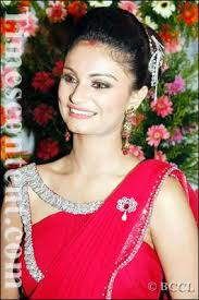 Kolkata-based model Dimpy Ganguly at her wedding reception in Kolkata on April 2, - Dimpy-Ganguly