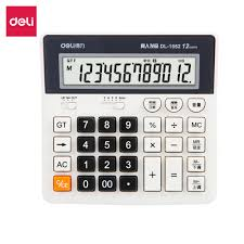 <b>Deli</b> Multifunction Electronic <b>Calculator</b> Wear-resistant computer ...