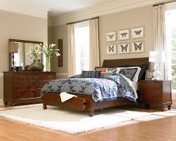 Queen bedroom sets with storage Costco Additional Video Additional Video Additional Video The Camden Queen Bedroom Set With Two Underbed Drawers Levin Furniture Camden 4piece Queen Storage Bedroom Set Chestnut
