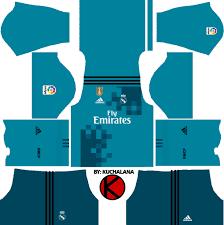 Royal fans, wear your pride in dream league soccer. Real Madrid Kits 2017 2018 Dream League Soccer Kuchalana