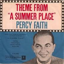 45cat percy faith and his orchestra the theme from a summer place go go po go columbia usa 4 41490