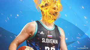 Mavs: Luka Doncic leads Slovenia to ...