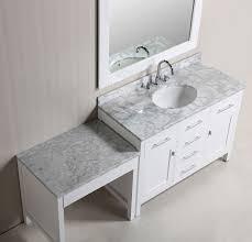 bathroom vanities with makeup table. Bathroom Vanity With Dressing Table Mirror Modern Makeup Vanities R