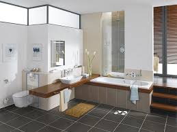 install a wall hung toilet system