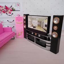 dolls furniture set. Cheap Blythe Shoes, Buy Quality Doll Directly From China Hi-fi Cabinet Suppliers: Features:Made Of Plastic MaterialsBest For House, Room Box, Dolls Furniture Set