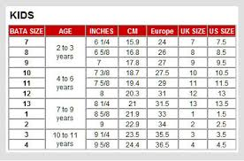 Shoe Size Chart Men India Size Chart
