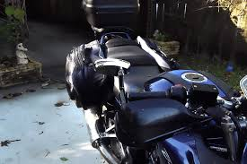 nakeding my 1200 s it is done when the wiring harness gets here from eastern beaver and the headlamp brackets from i shall be fully naked