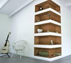 corner shelves furniture. Creative Corner Shelves Furniture To Get The Most Of Space Available D