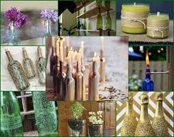 Decorating Empty Wine Bottles Ways To Repurpose Your Empty Wine Bottles 36