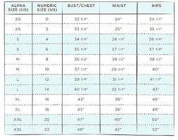 Size Guide Platinum By Matilda Jane Clothing
