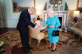 Johnson Banks Design Ltd The Queen Is Now Involved In Boris Johnsons Brexit Bank