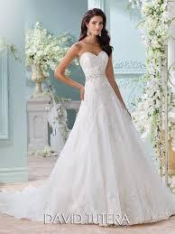 a line wedding dress biwmagazine com