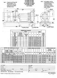 end suction general purpose pumps Peerless Fire Pump Wiring Diagram