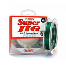 Шнур <b>Fanatik Super</b> Jug PE x8 100м. 0.20 green: купить в Иркутске ...