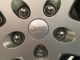 2016 Jeep Wrangler Bolt Pattern