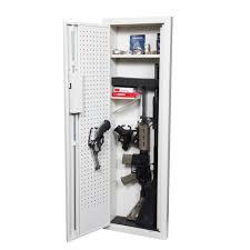 Woodmark Gun Cabinet V Line Dial Lock Gun Safe Wayfair