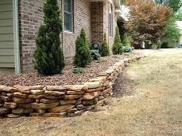 stone landscape wall natural stone retaining wall stone retaining wall cost