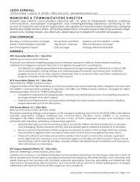 communications director resumes template central head corporate communication resume