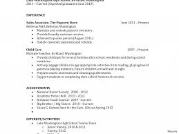 Resume Template For High School Student Sample Grad School Resume Objectives Jacksonville High Graduate 100 74