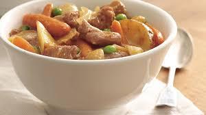 slow cooker harvest pork stew