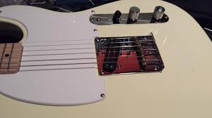 artec alnico hot rail tele bridge pickup telecaster guitar forum you don t see too many rail pickups out there alnico magnets it sounds pretty nice for the price point i have it wired for series split parallel