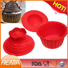 Giant Cooking Pan And Giant Cupcake Silicone Cake Mould Buy Giant